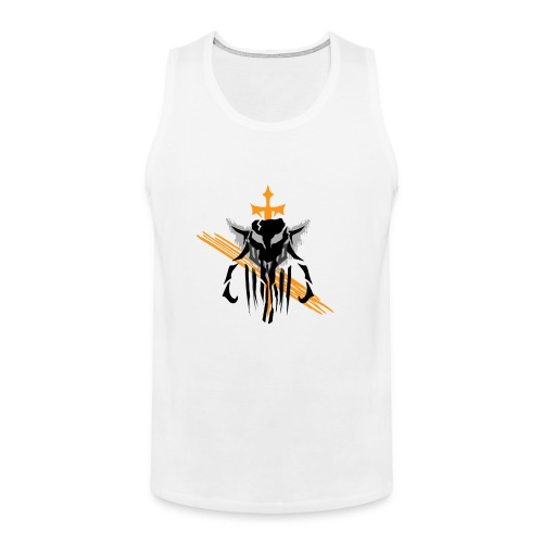 Deshra Clan Logo - Men's Premium Tank