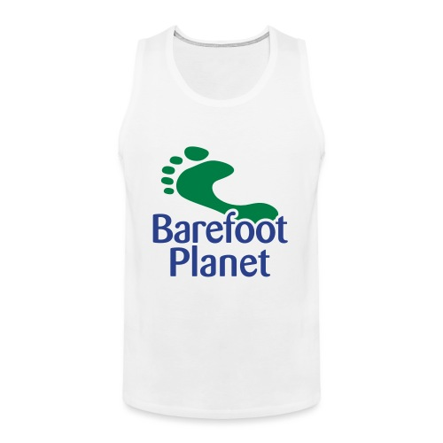 Get Out & Run Barefoot Women's T-Shirts - Men's Premium Tank