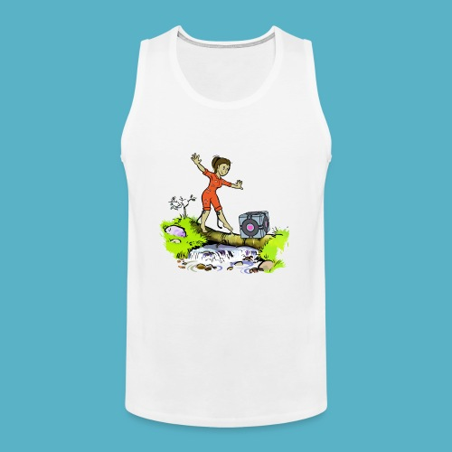Testing Everywhere! - Men's Premium Tank
