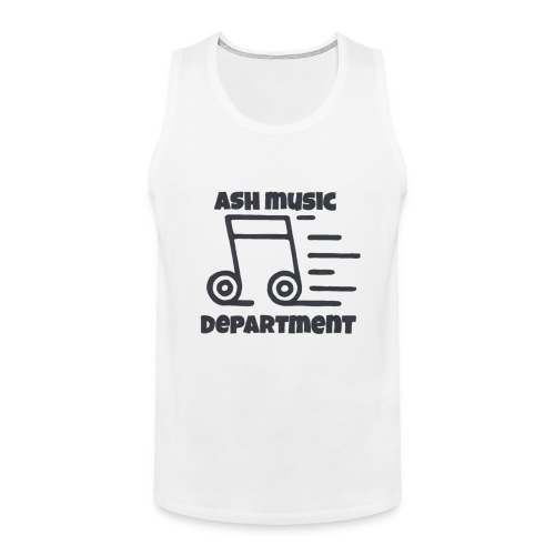 ASH Music Department - Men's Premium Tank