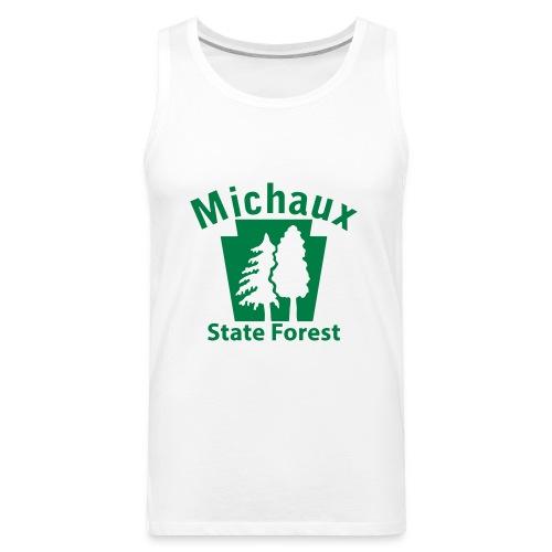 Michaux State Forest Keystone (w/trees) - Men's Premium Tank