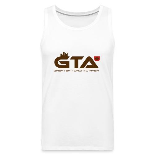 Greater Toronto Area - Men's Premium Tank
