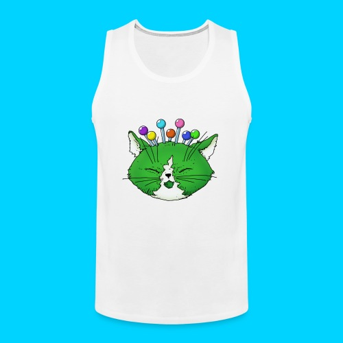 Fantastic Contraption III (no text) - Men's Premium Tank