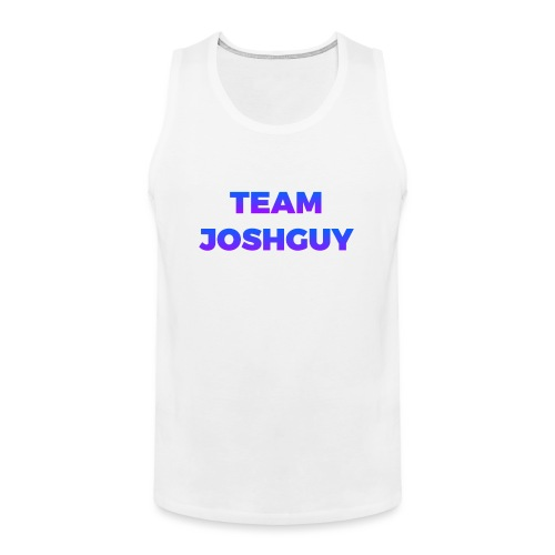 Team JoshGuy - Men's Premium Tank