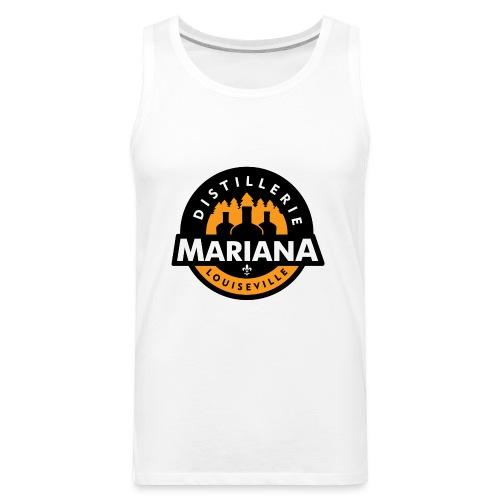 Distillerie Mariana T-Shirt fille - Men's Premium Tank