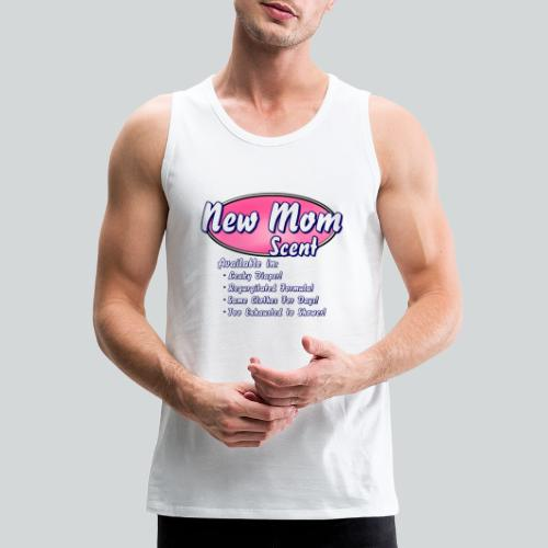 New Mom Scent - Men's Premium Tank