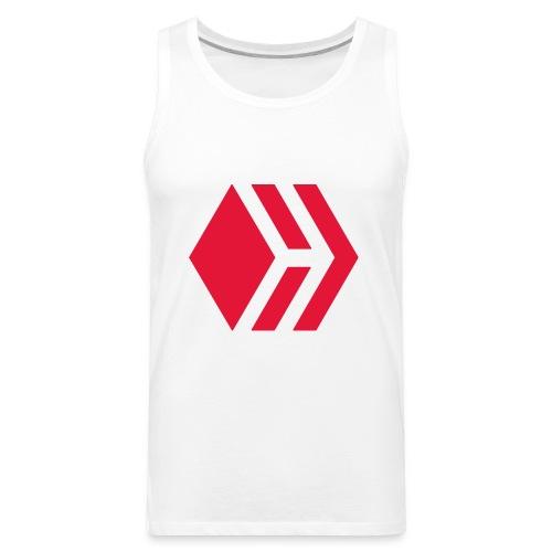 Hive logo - Men's Premium Tank
