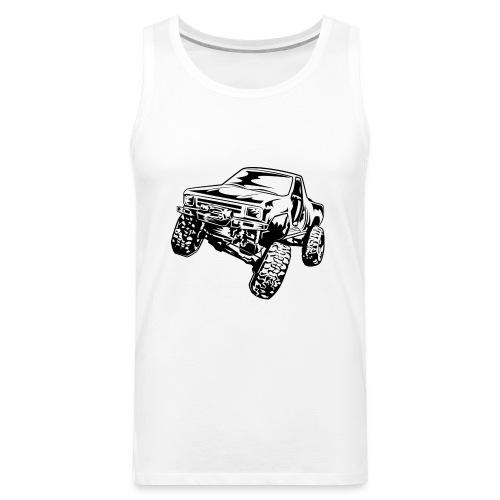 Truck Crawler - Men's Premium Tank