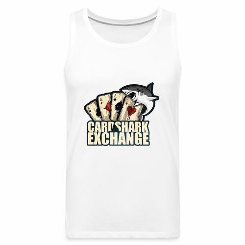 Card Shark 1 - Men's Premium Tank