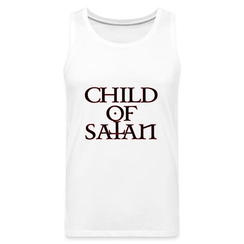 Child Of Satan - Men's Premium Tank
