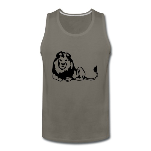 lions - Men's Premium Tank