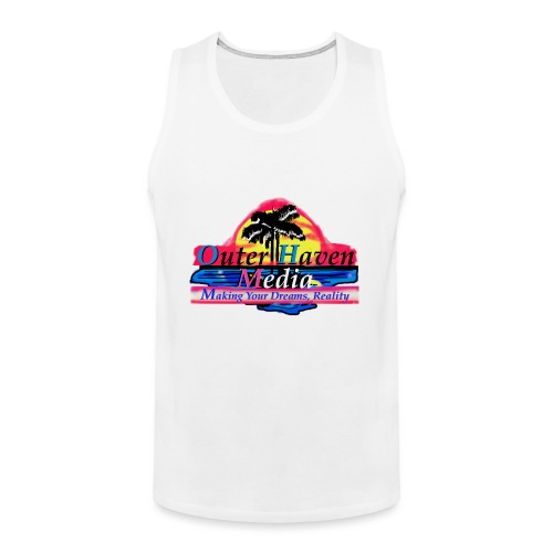 Outer Haven Media Color Shift Addition - Men's Premium Tank