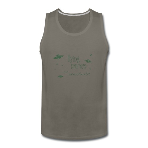 CE3_-_Flying_Saucers - Men's Premium Tank