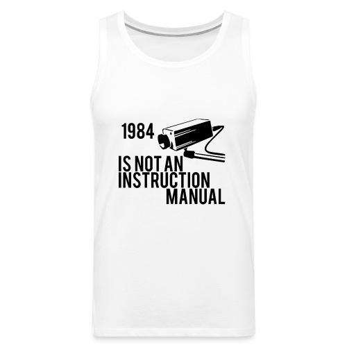 1984 - Men's Premium Tank