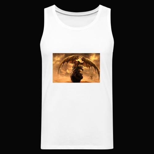 Dragon féroce - Men's Premium Tank