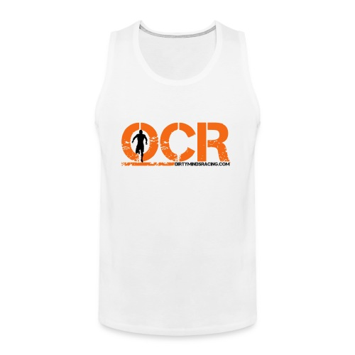 OCR - Obstacle Course Racing - Men's Premium Tank