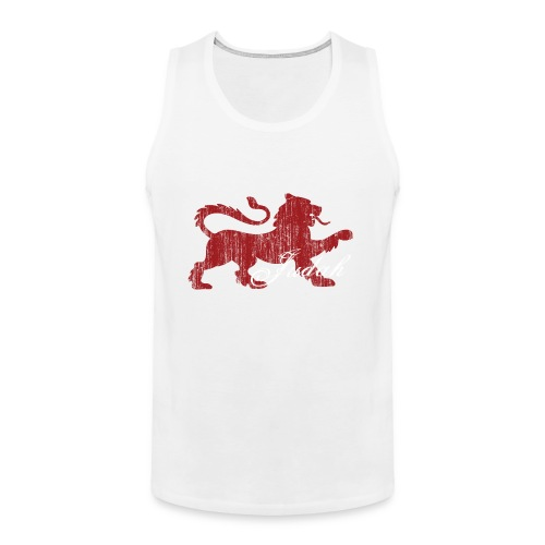 The Lion of Judah - Men's Premium Tank