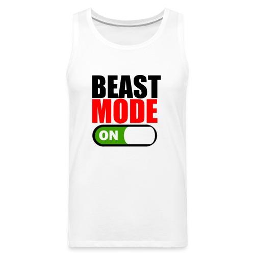 T-shirt design - Men's Premium Tank