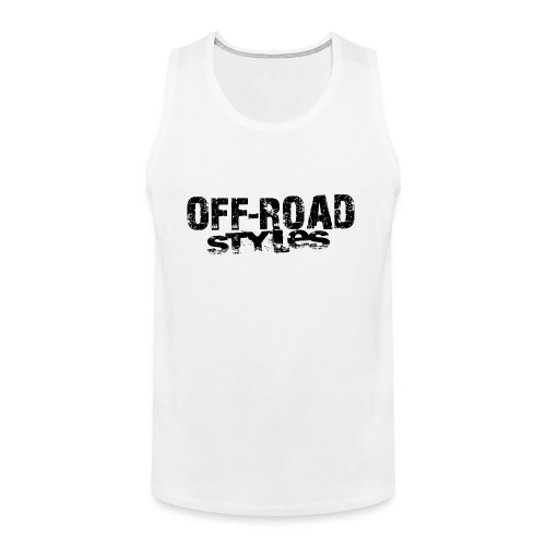 Extreme Supercross Shirt T-Shirts - Men's Premium Tank