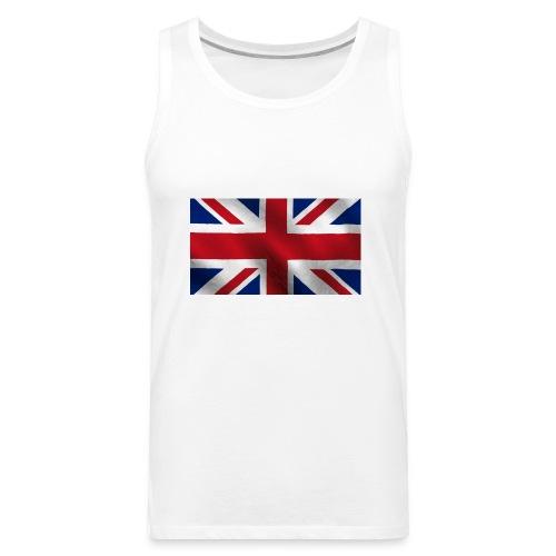 British Flag - Men's Premium Tank