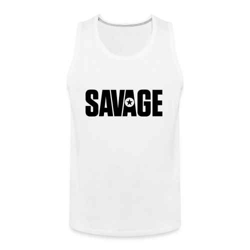 SAVAGE - Men's Premium Tank