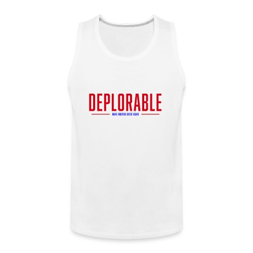 Deplorable - Men's Premium Tank