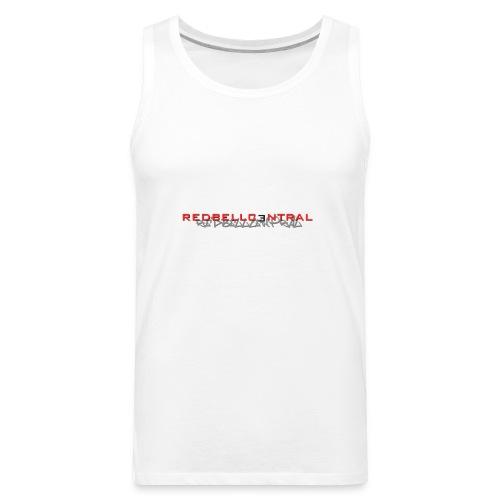 RedbellCentral Graffiti 8 - Men's Premium Tank