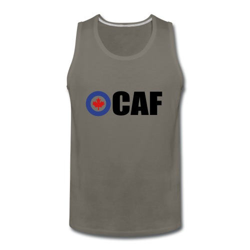 Canadian Air Force - Men's Premium Tank