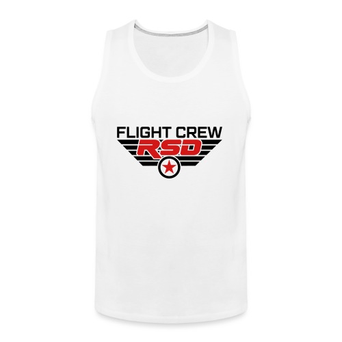 RSD Flight Crew - Men's Premium Tank