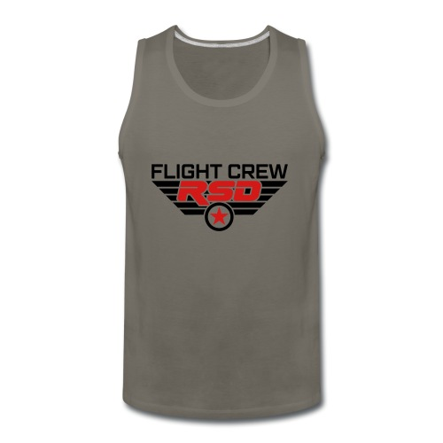 RSD Flight Crew - Men's Premium Tank