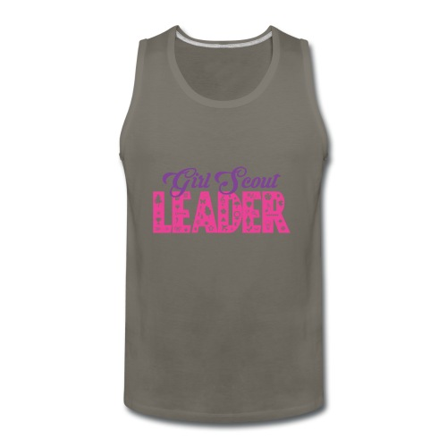 Girl Scout Leader - Men's Premium Tank