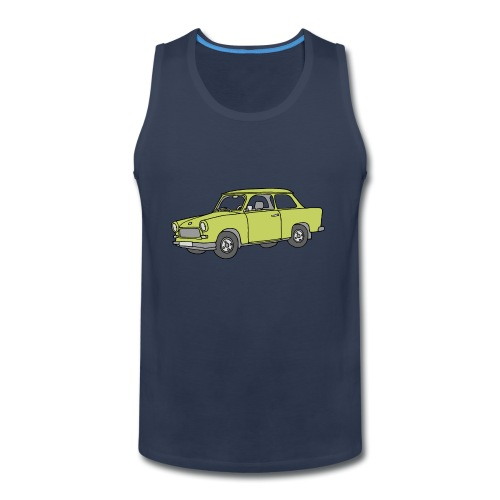 Trabant (baligreen car) - Men's Premium Tank