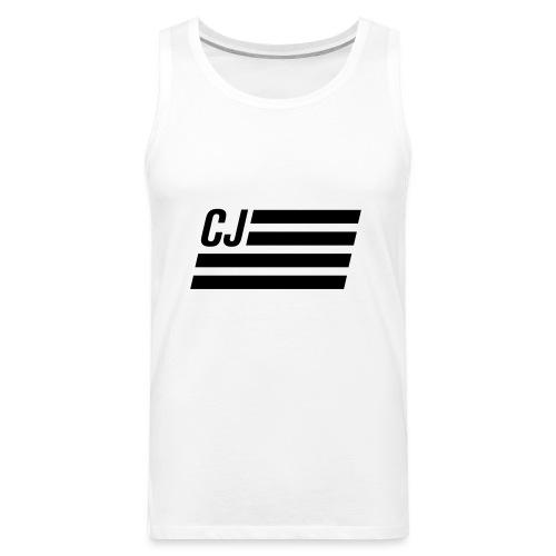 CJ flag - Autonaut.com - Men's Premium Tank