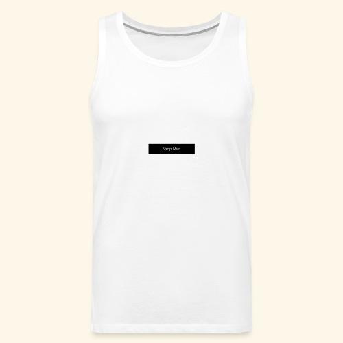 Shop Men - Men's Premium Tank