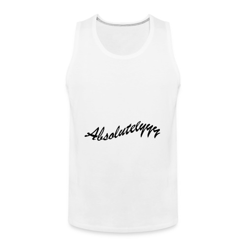 Absolutelyyy - Men's Premium Tank