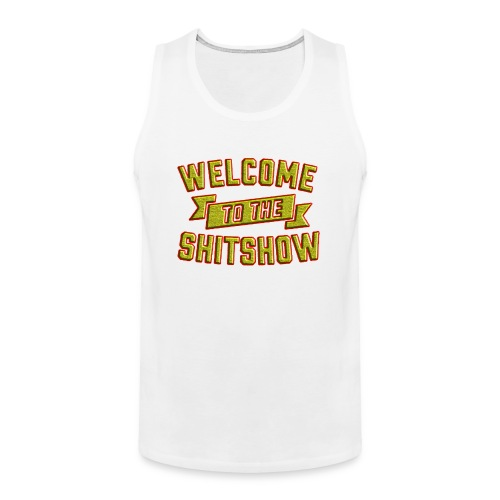Welcome | t shirt maker - Men's Premium Tank