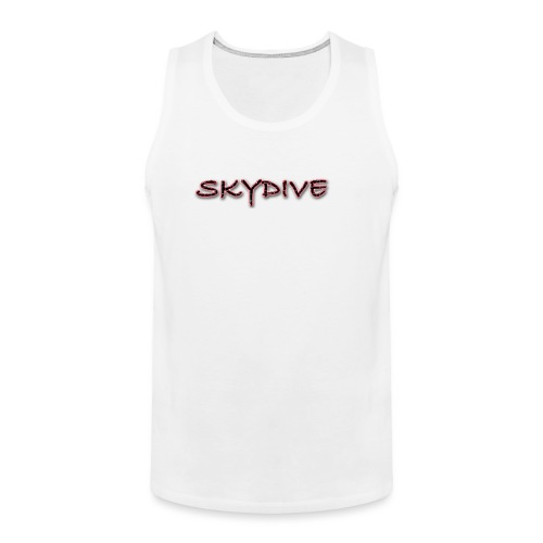 Skydive/BookSkydive - Men's Premium Tank