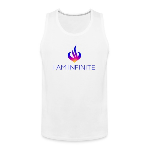 I Am Infinite - Men's Premium Tank