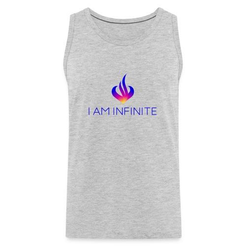 I Am Infinite - Men's Premium Tank