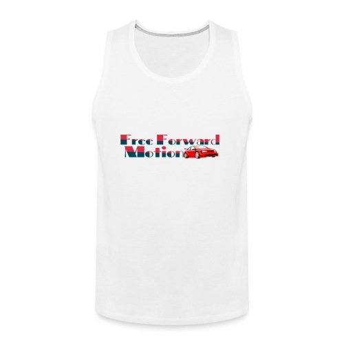 Free Forward Motion - Men's Premium Tank