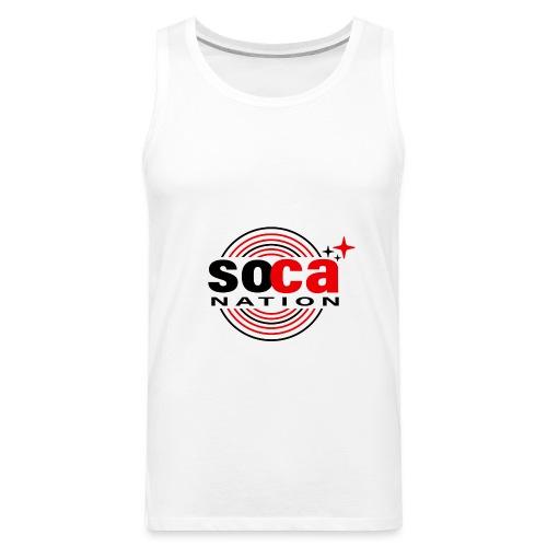 Soca Junction - Men's Premium Tank