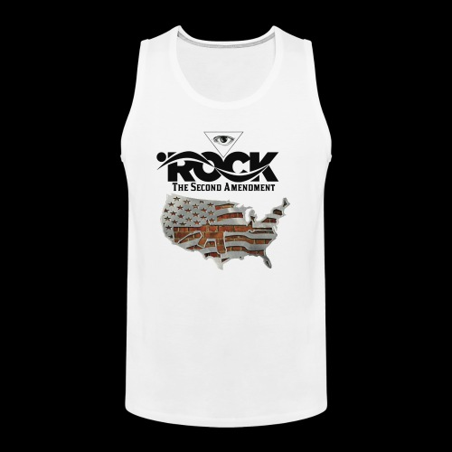 Eye Rock the 2nd design - Men's Premium Tank