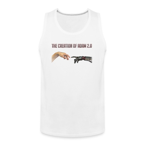 HL - Creation of Adam 2.0 - Men's Premium Tank
