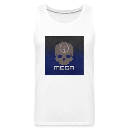 MEGA Logo - Men's Premium Tank