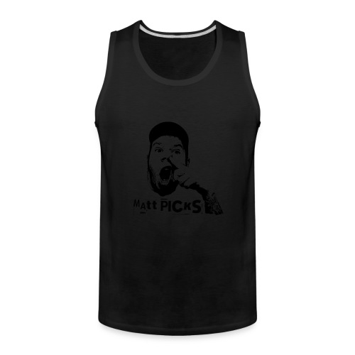 Matt Picks Shirt - Men's Premium Tank