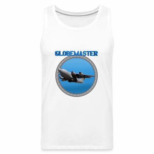 Globe Master - Men's Premium Tank