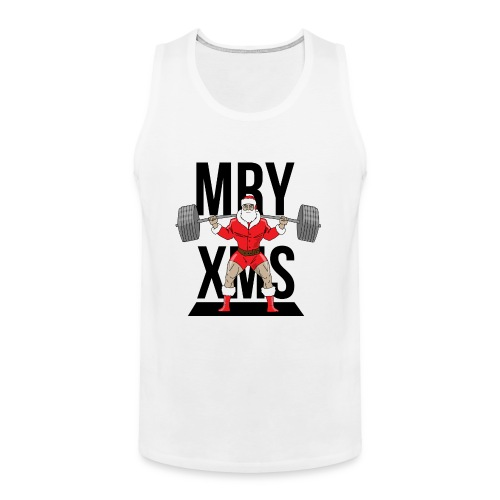 Santa lifts - Men's Premium Tank