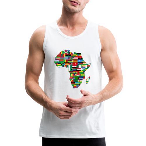 Motherland Africa - Men's Premium Tank