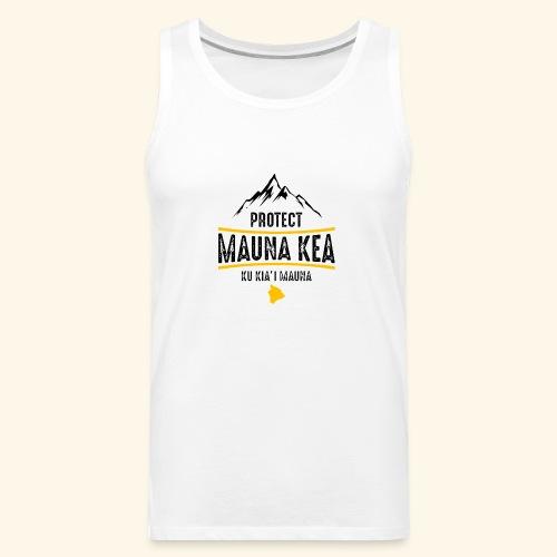 Mauna Kea - Men's Premium Tank