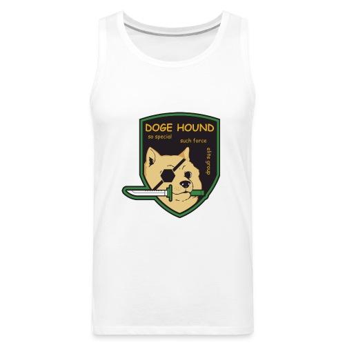 Doge Hound Metal Gear Solid - Men's Premium Tank